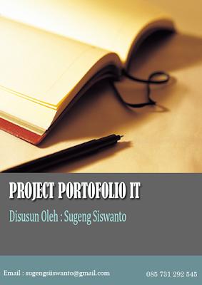 Contoh Portofolio Project IT (Informatika)