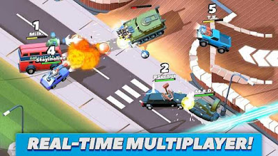 Download Crash of Cars Apk Hack MOD\