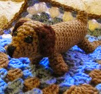 http://crochetbymaggiescraftsale.blogspot.co.uk/2014/09/dachshunddoggy-pattern-is-for-puppy.html