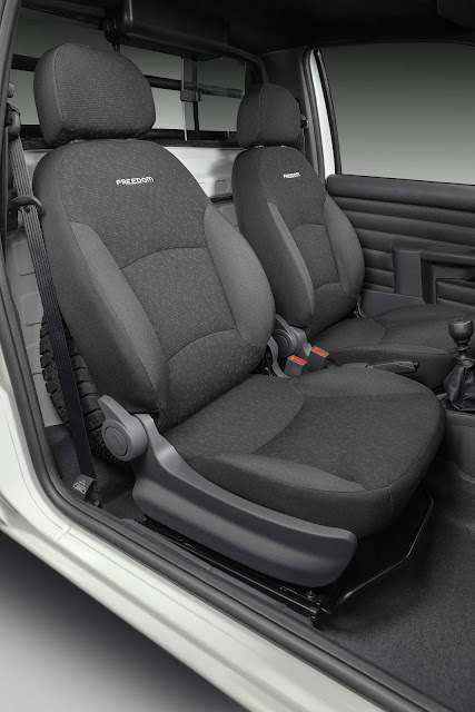 Fiat Strada Freedom Cabine Simples 2019: preço R$ 61.590