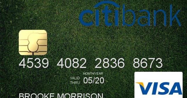 Credit Card Numbers Leaked Visa Mastercard AMEX Discover