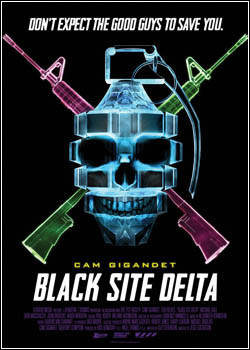 baixar capa Black Site Delta   Legendado