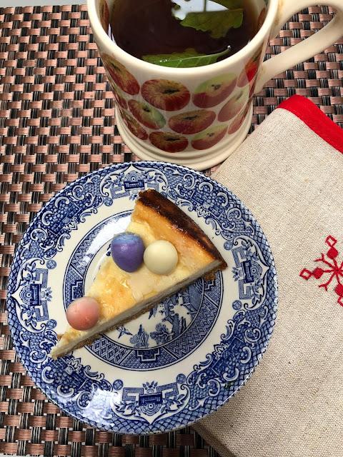 Italian Easter dessert