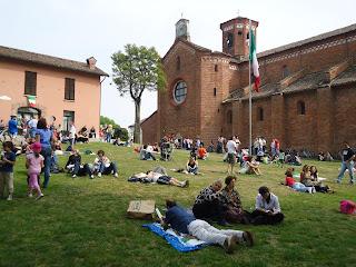 Castagnata 23 Ottobre Morimondo (MI)