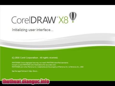 Download CorelDRAW X8 Full cr@ck - Phần mềm thiết kế và xử lý đồ họa