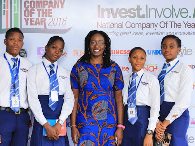 Junior Achievement Ghana Officially Re-launched