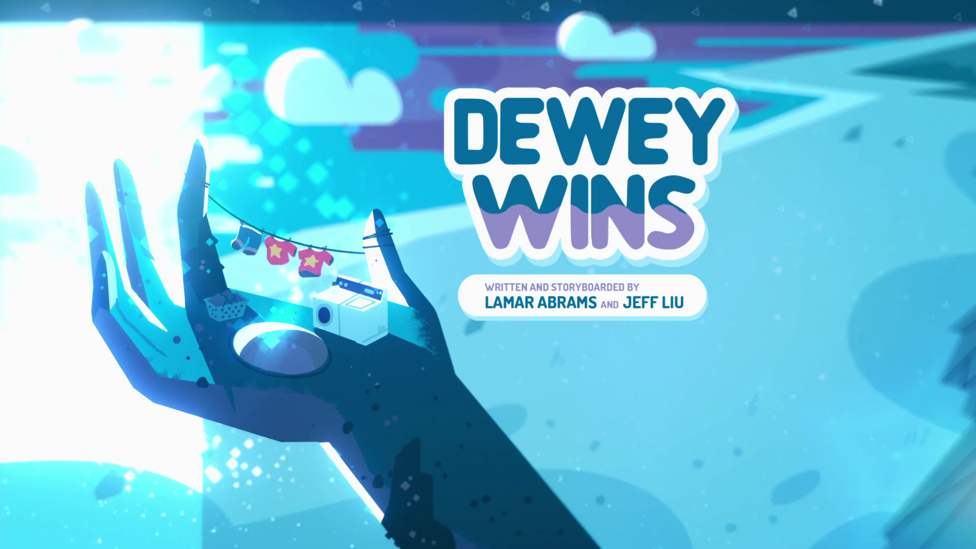 Steven Universo - Dewey Vence