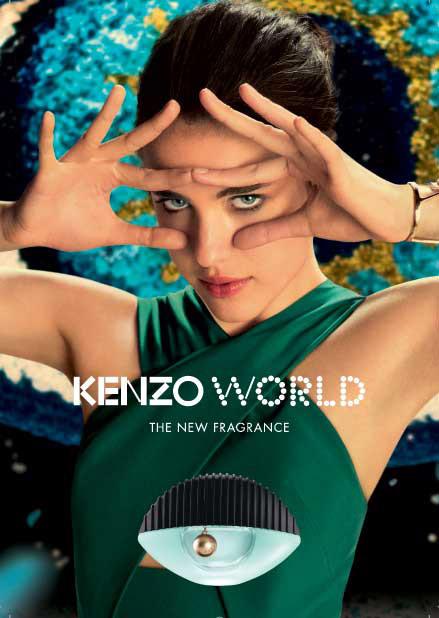 perfume para mujer Kenzo World nuevo