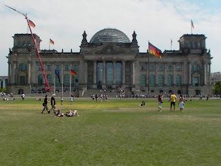 parlamento de berlin