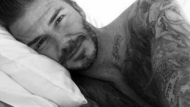 "Beckham ""petó"" Instagram en tan sólo 48 horas"