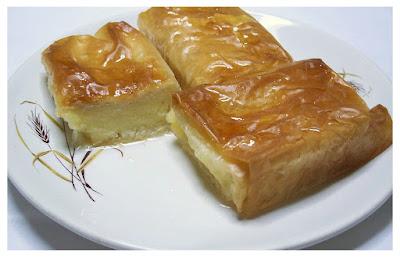 Παραδοσιακή εύκολη συνταγή για  λαχταριστό γαλακτομπούρεκο