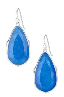 Stella & Dot Sentiment Stone Earrings as seen on Holly Robinson Peete