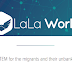 """LALA World"" Platform Underbanked TerdeseTeknologi Blockchain"