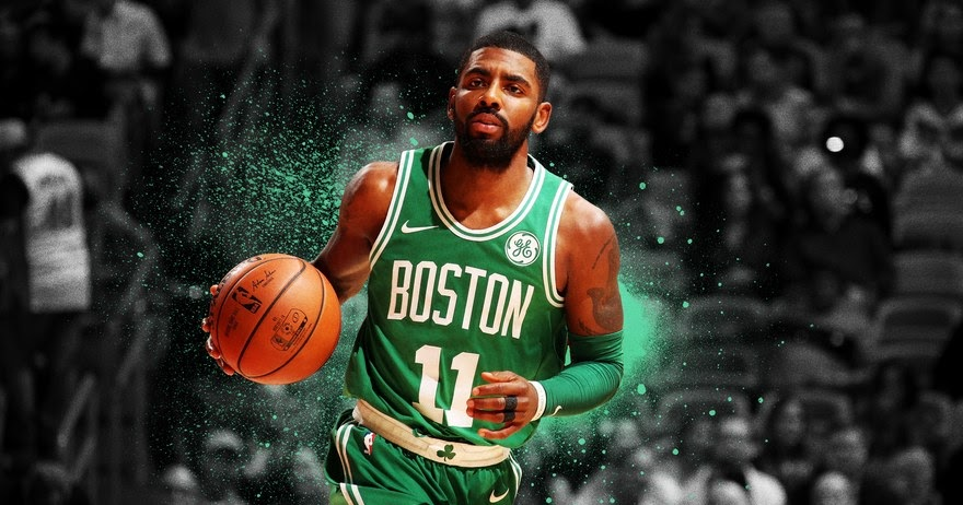 Kyrie leads East's guards in All-Star vote; four Celtics in the mix
