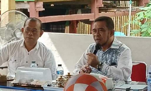 Wakil Bupati Kep. Selayar, Pimpin Rapat Bahas PAD