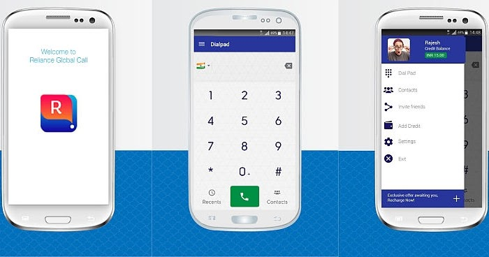 free international call app for android and iphone