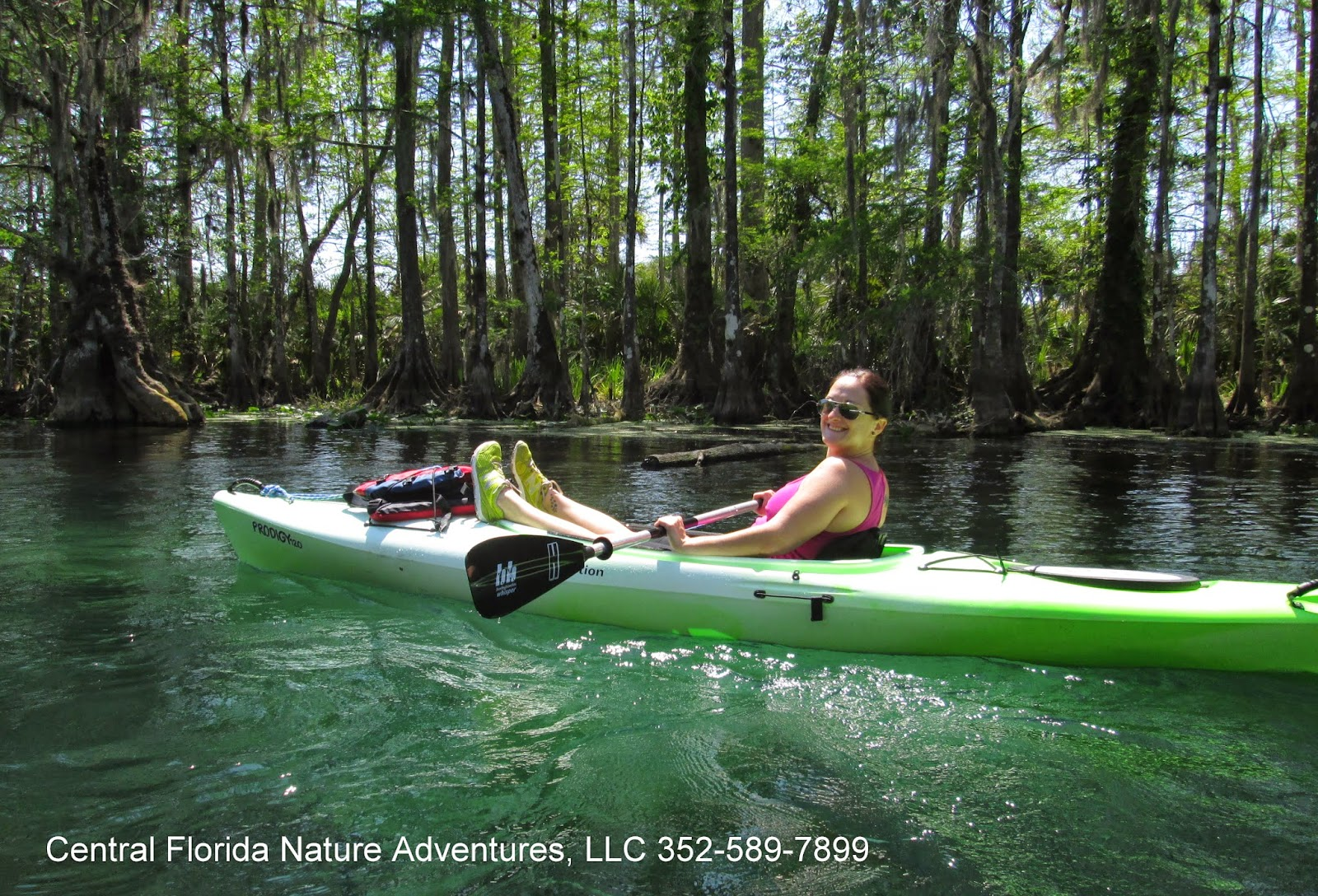 Can canoeing around redhead fl you thanks