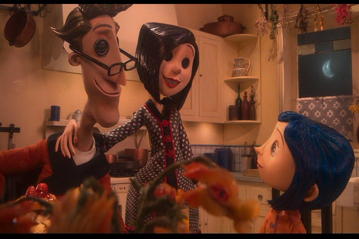 Enchanted Tales Of Film Do Not Go Through Little Door Coraline