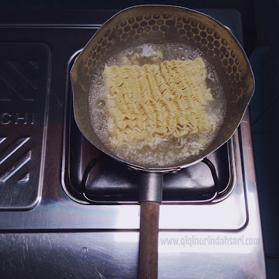 cara memasak martabak mie