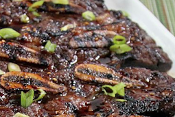 Simple Recipe of Korean Ribs