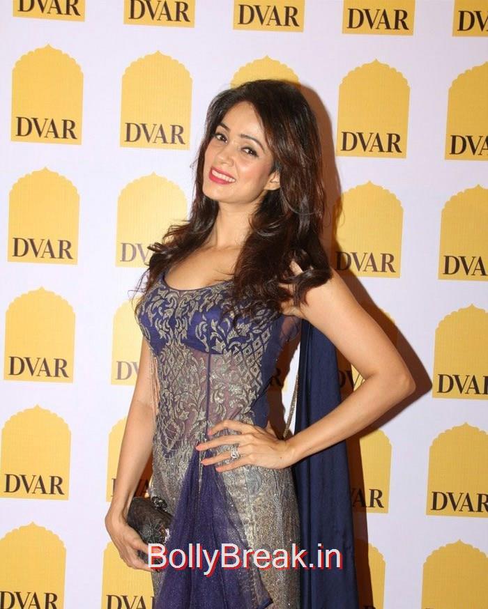 Vidya Malvade, Celebs At DVAR India's One Year Fashion Bash