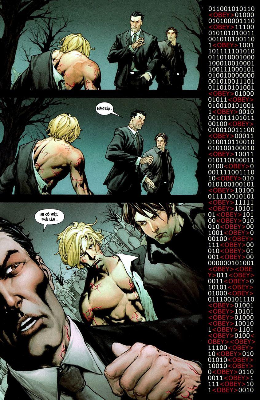 X-Men Necrosha chap 1 trang 30