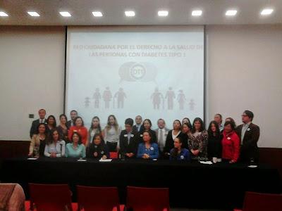 1er Foro Ciudadano por el derecho a la salud de las personas con diabetes tipo 1