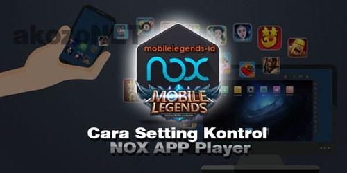 Bermain game android mobile legends di laptop / PC