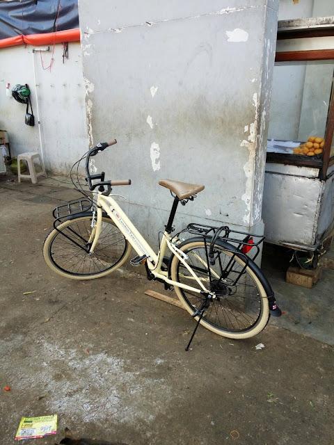Wonoasmoro writings: Review Sepeda Jefferys Bike London