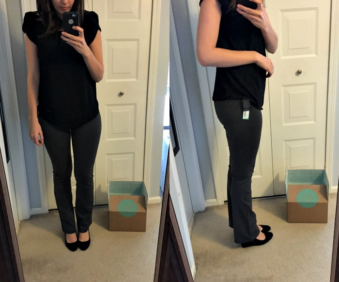Stitch Fix 3 - Liverpool Jordyn Bootcut Pant
