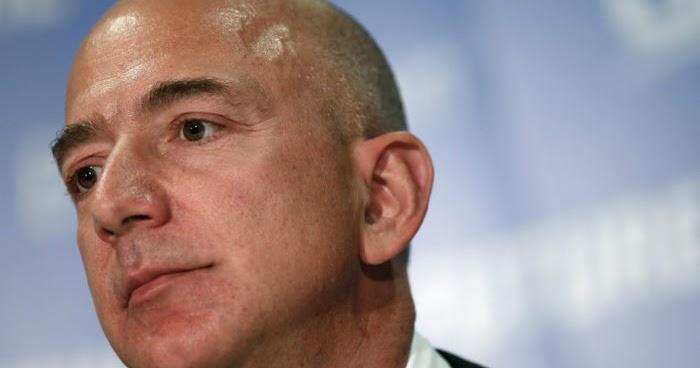 Latest Updates: Bezos world's third richest man wants ...