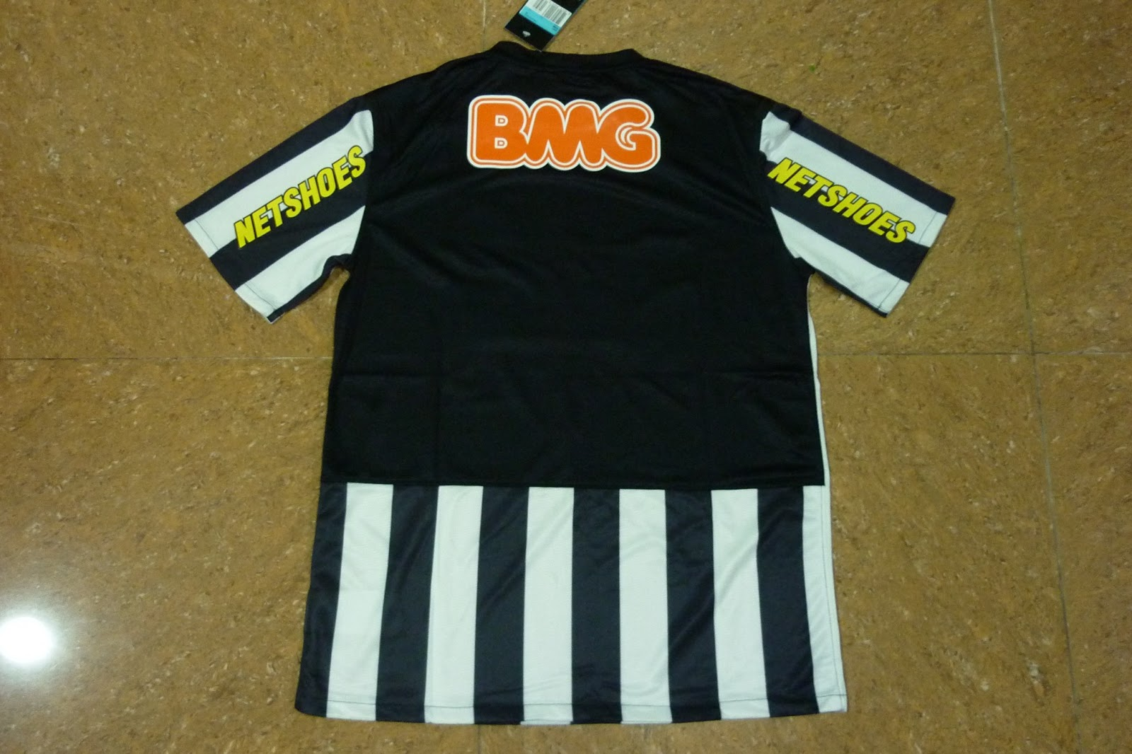 d40d5c2b566 SANTOS FC PLAYER ISSUE AWAY 2012 13 JERSEY