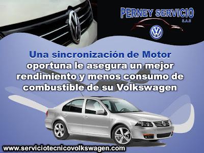 Sincronizacion y Limpieza de Inyectores Volkswagen