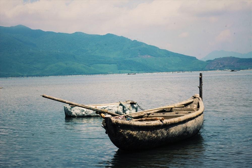 Đầm Lập An: Chốn giao tình giữa núi và biển -4