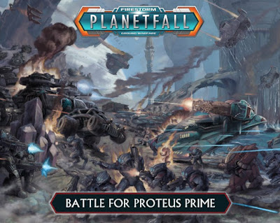 Planetfall's Battle For Proteus Prime!