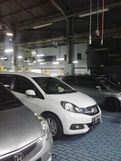 Honda Cikarang, Marketing Sales - Sedan Mewah Accord Di IIMS
