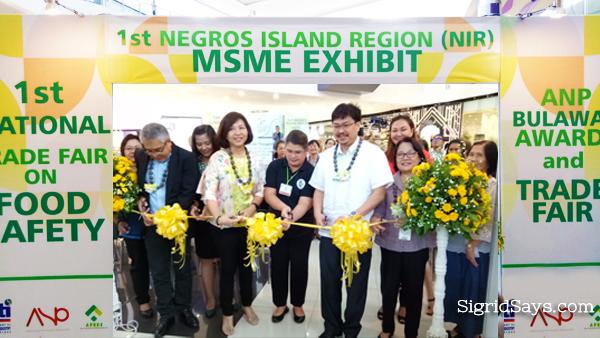 1st Negros Island Region (NIR) MSME Exhibit