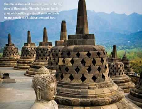 Have you travelled around Borobudur Temple much In The Shadow of Borobudur - Uncover The Hidden Treasures