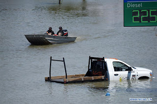 About 40 died or feared dead in Texas