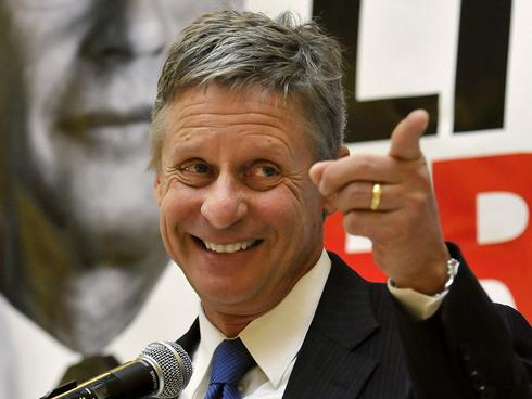 Gary Johnson's Seventy-Five Percent