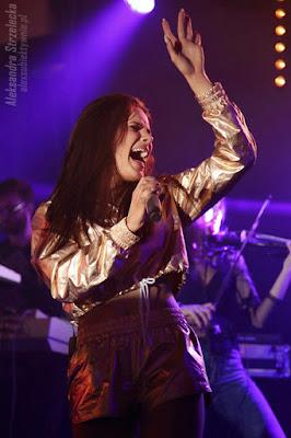 Relacja z koncertu, reportaż, galeria zdjęć z koncertu  Natalii Szroeder
