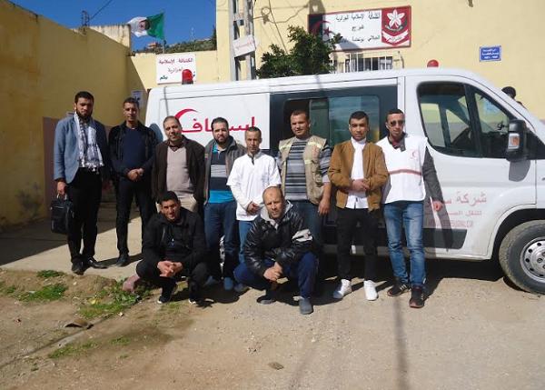 جمعية كافل اليتيم بأبو الحسن تنظم حملة للتبرع بالدم و تحصي أكثر من 170 متبرع