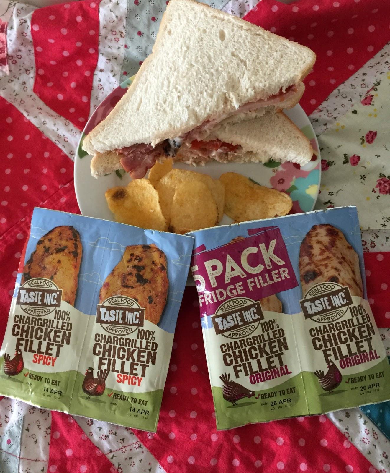 taste inc chicken fillet review