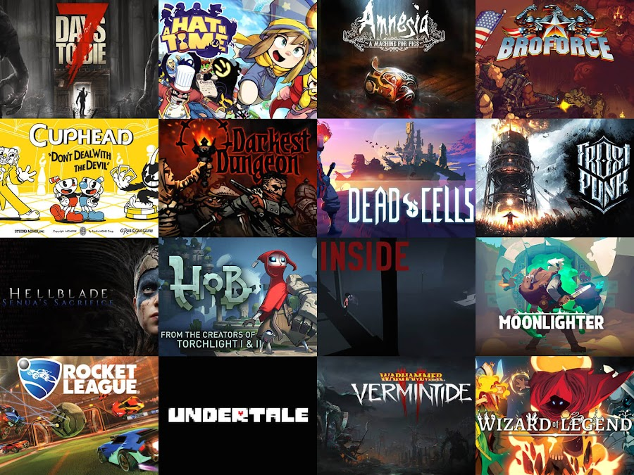 indie mega week humble bundle games