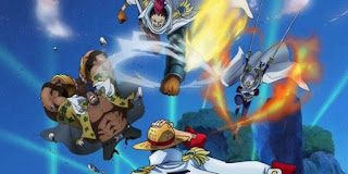 One Piece: arco original Marine Rock termina em abril