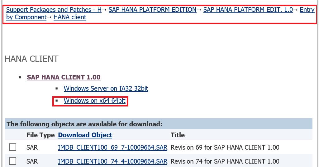 HANA Tutorials: How to install HANA client on Windows?