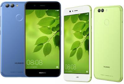 Huawei Nova 2 plus Specifications - Inetversal