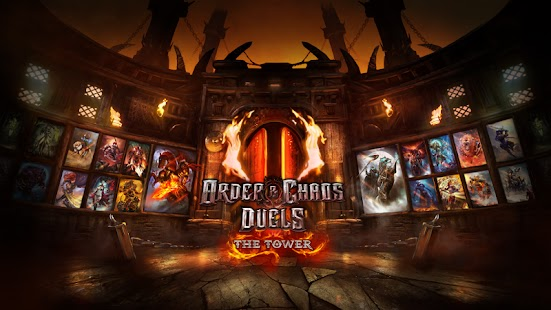 Order and Chaos Duels Apk + Data for android