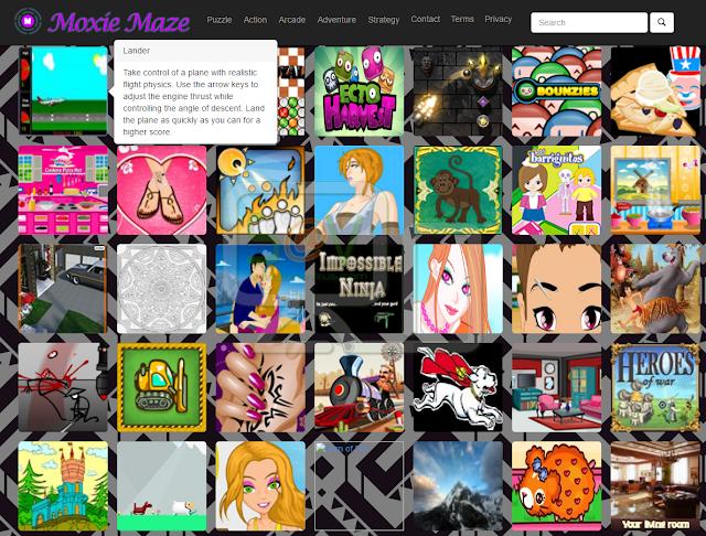 Moxie Maze (Adware)