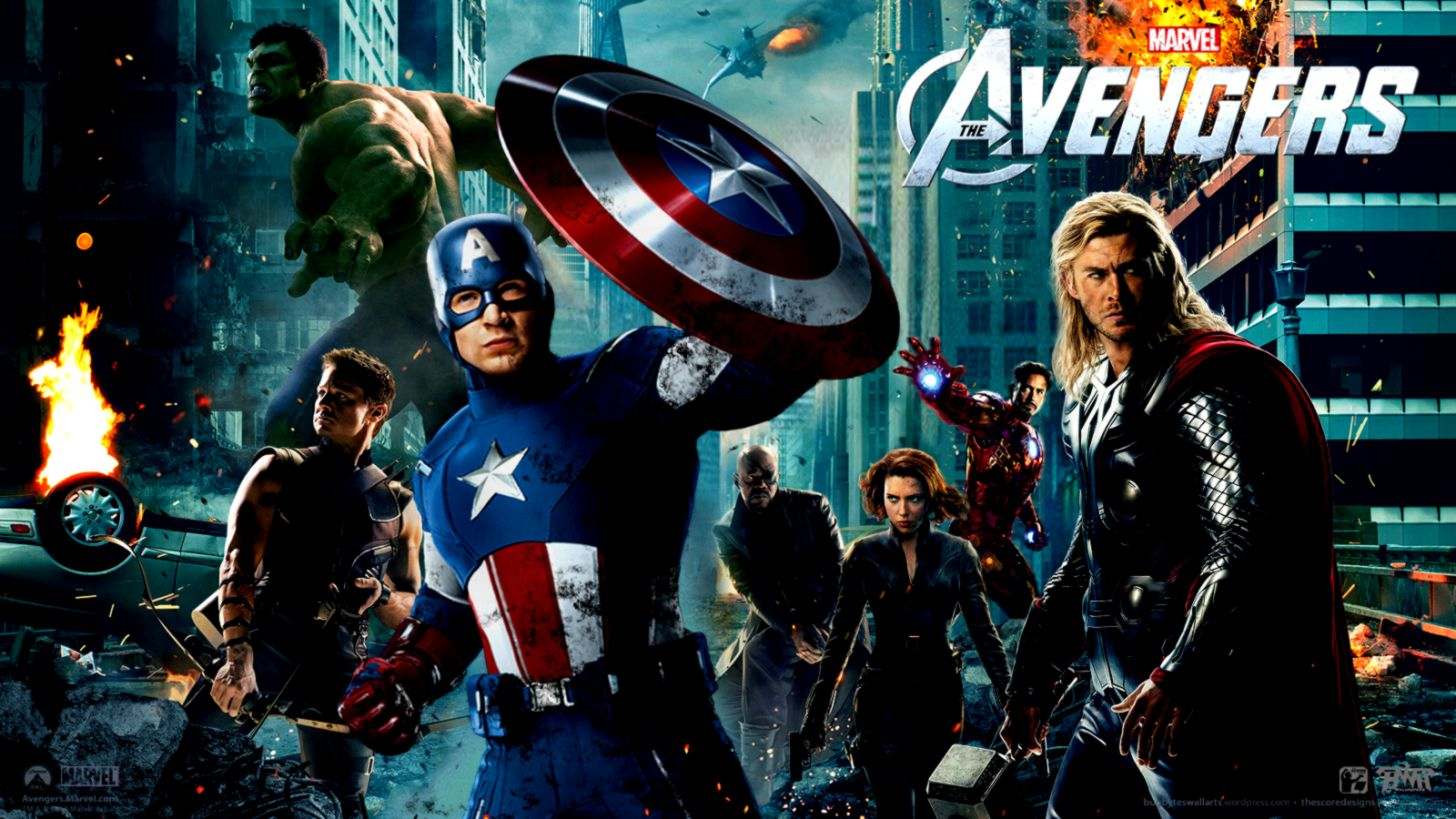 The Avengers Movie Wallpaper Wallpapers For Fun